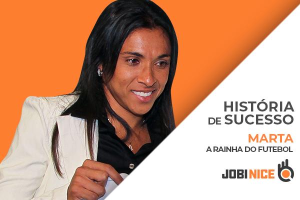 historia de sucesso marta