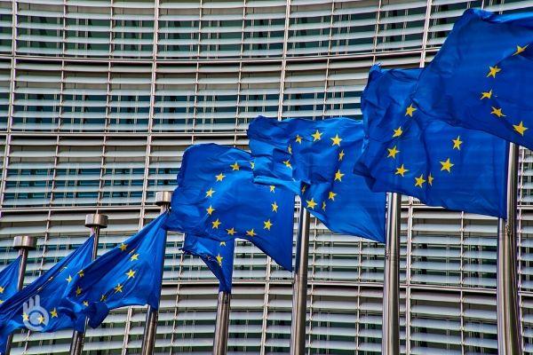 estágios comissão europeia